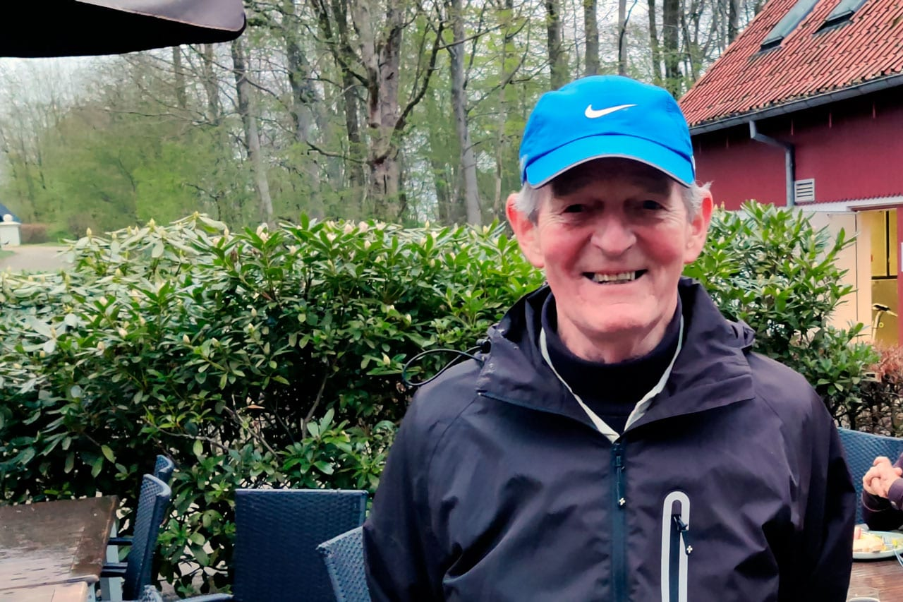 Ole Axelsen laver Hole in One